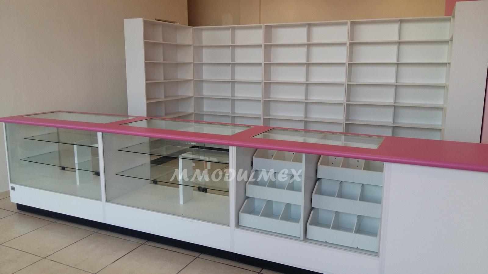 Muebles de tiendas muebles de oficinas y muebles sobre - Mostradores para negocio ...