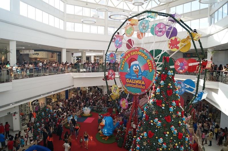 Empreendimentos da Partage Shopping apresentam suas decorações natalinas