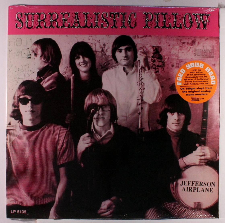 My Vinyl Lp Reviews Jefferson Airplane Surrealistic