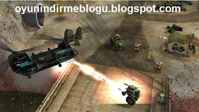 Command And Conquer Generals Zero Hour Free Download Full Version PC
