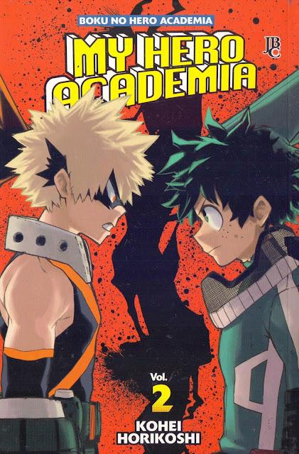 My Hero Academia Volume 2 - Kohei Horikoshi