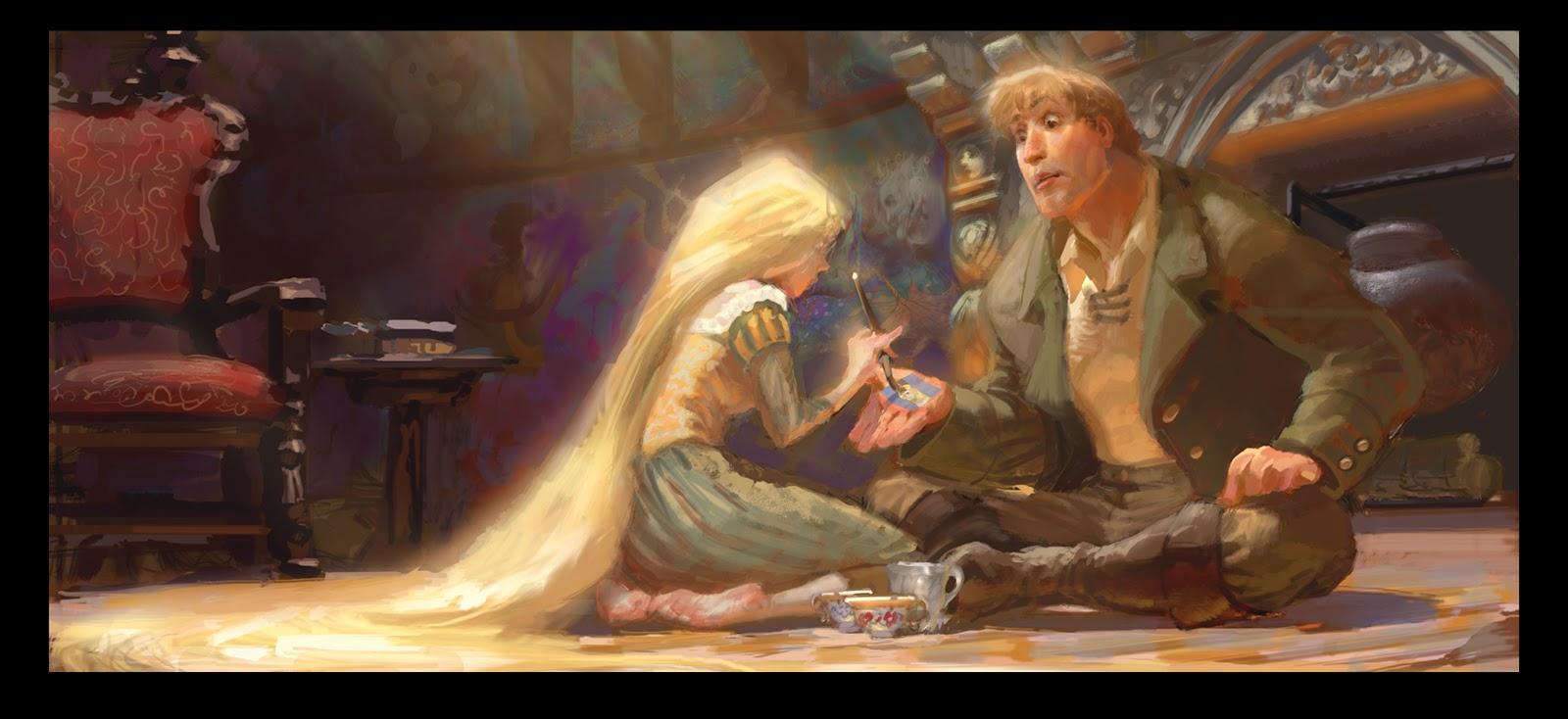 Dan Cooper's blog splotch: Various Disney Vis Dev (all ...