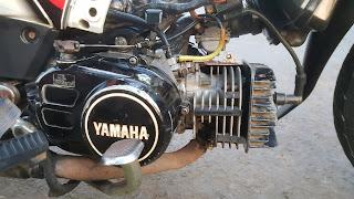 Mesin Yamaha FizR