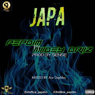 """Pepdim ft Miide Driz """"Jaapa"""""""