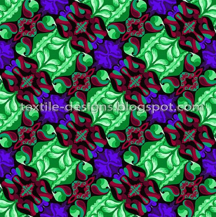 indian textile pattern and design 8