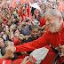 Lula dispara em pesquisa CNT/MDA com 37,3% e pode vencer no 1°Turno.