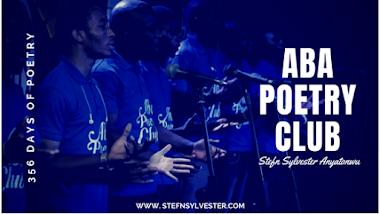 Aba Poetry Club | Stefn Sylvester Anyatonwu