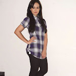 Sana Khan Telugu Actress Latest Stylish Stills