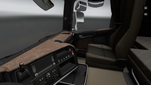 Scania Deluxe Interior by Bram Smit