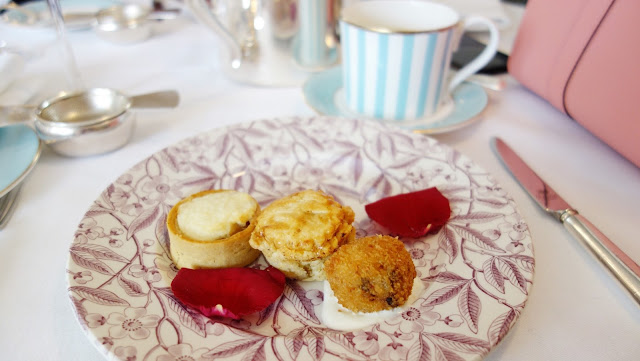 Tale as old as time: beauty and the beast afternoon tea