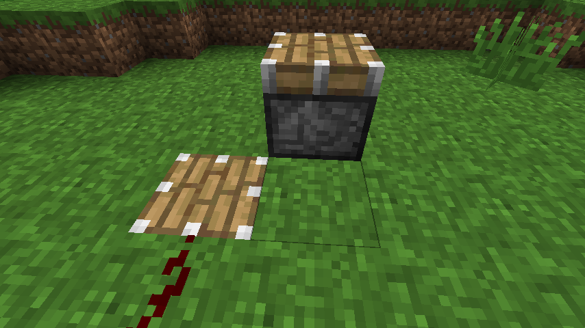 how to make pistons in minecraft