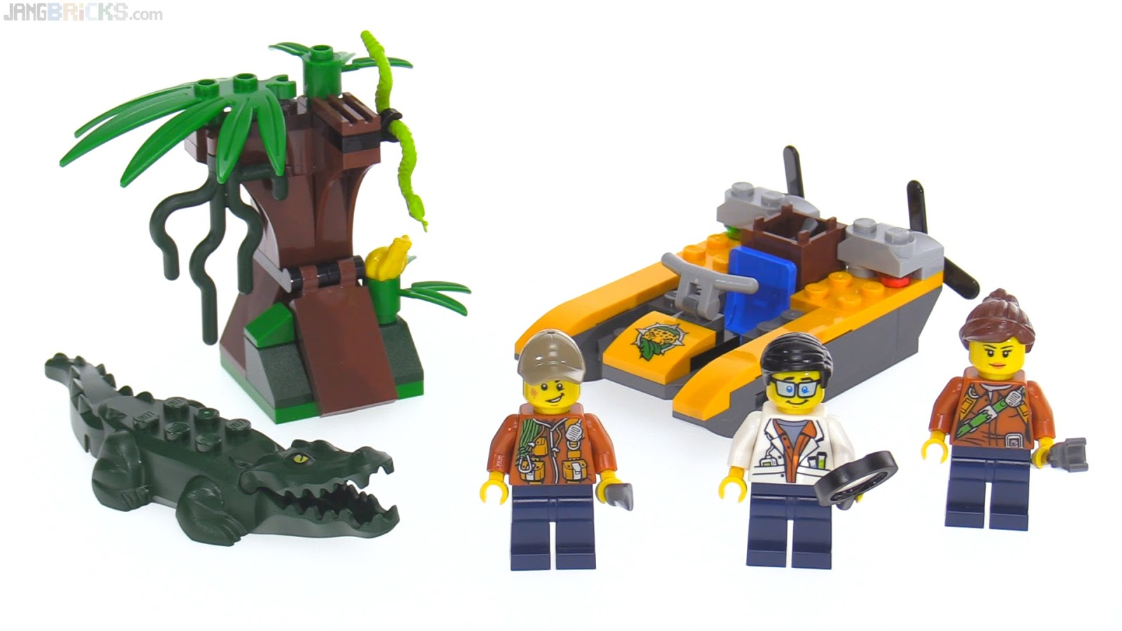JANGBRiCKS LEGO reviews & MOCs: June 2017