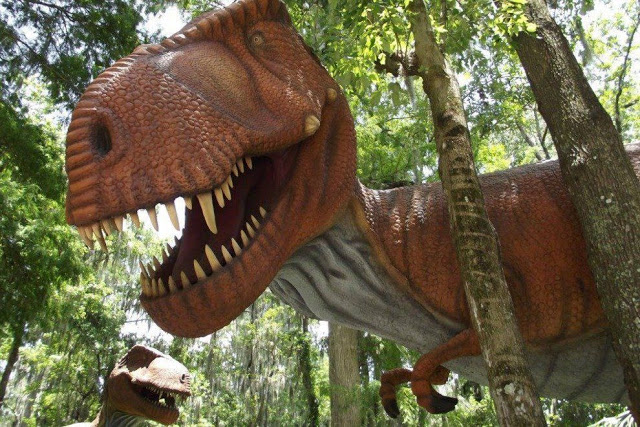 Dinosaur World en Tampa