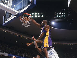 Kobe Bryant, dunk, Dwight Howard