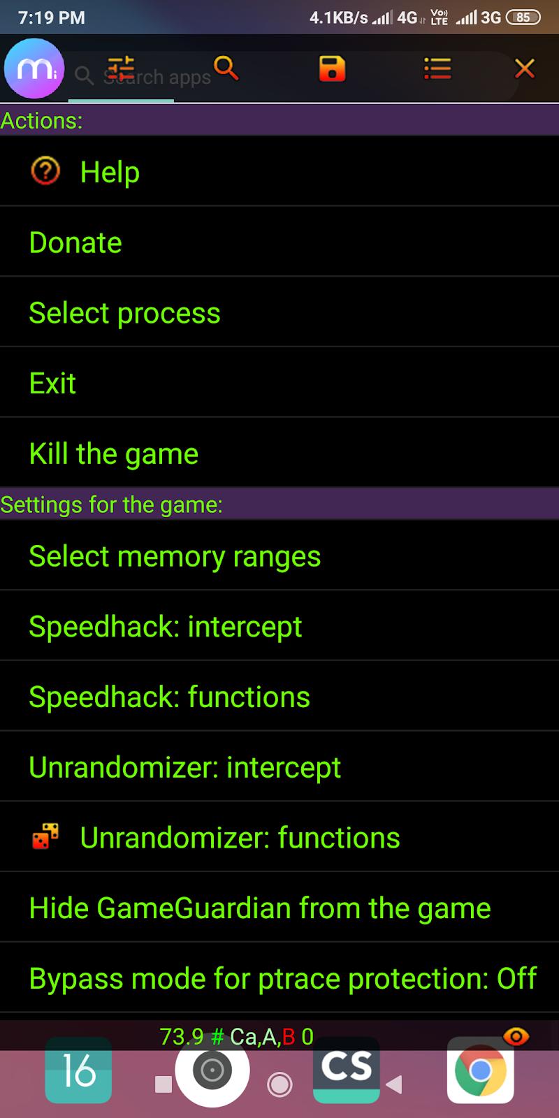 Game Guardian Mod Apk 73 9 (fix crash)- PUBG Mobile Hack