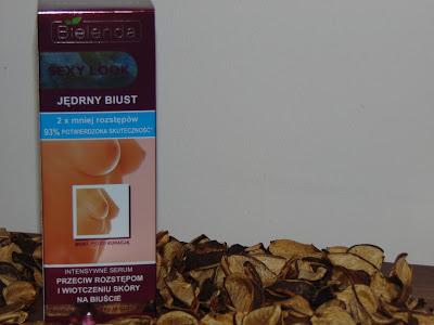Bielenda Sexy Look - Intensywne serum przeciw rozstępom i wiotczeniu skóry na biuście