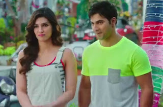 Varun Dhawan And Kriti Sanon New Movie Dilwale