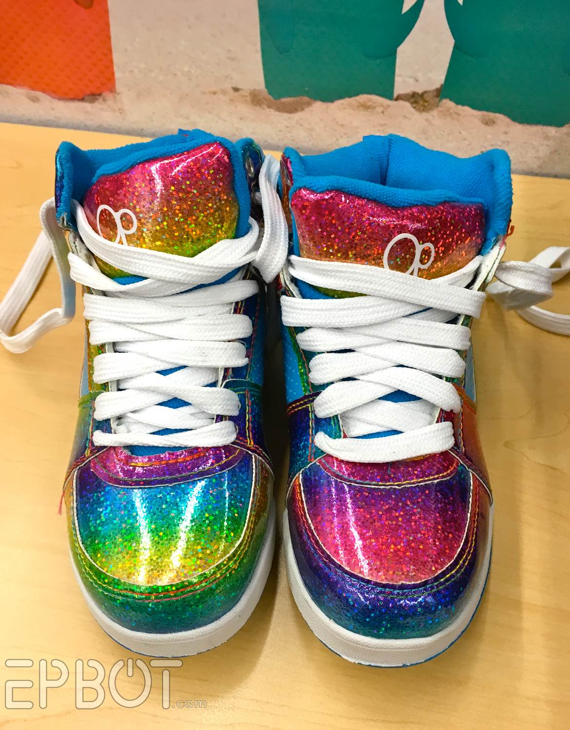 epbot the most beautiful shoes in the world
