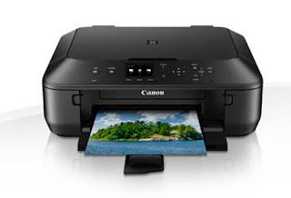 Canon PIXMA MG5500 Series Driver & Software Download