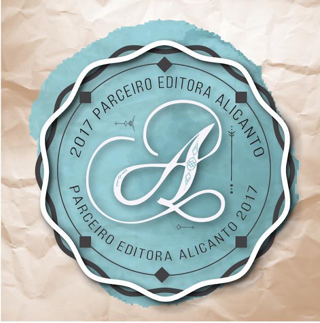 Parceria com a Editora Alicanto