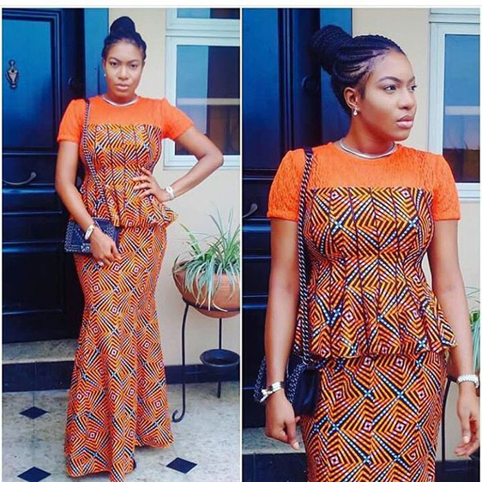 65 Pictures Of The Latest Ankara Tops Styles In 2018 African Tops
