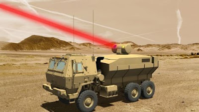 shield laser weapon lockheed martin