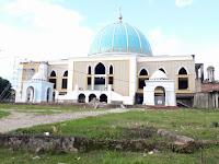 <b>Butuh Waktu Belasan Tahun Lagi Rampungkan Pembangunan Masjid Al-Muwahiddin</b>