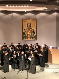 Ο Βυζαντινός Χορός της Ιεράς Μητροπόλεως Κίτρους, Κατερίνης και Πλαταμώνος σαγήνεψε το κοινό στο Διεθνές Χορωδιακό Φεστιβάλ του Νις