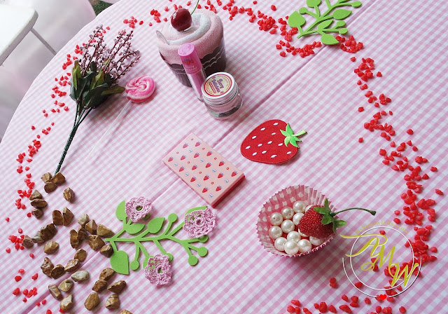 a photo of Etude House Berry Delicious Launch at stacy's