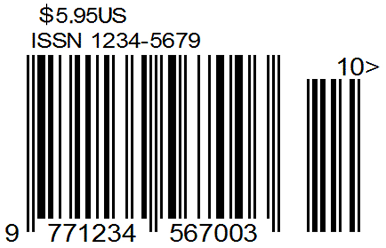 magizine-barcode Images - Frompo - 1
