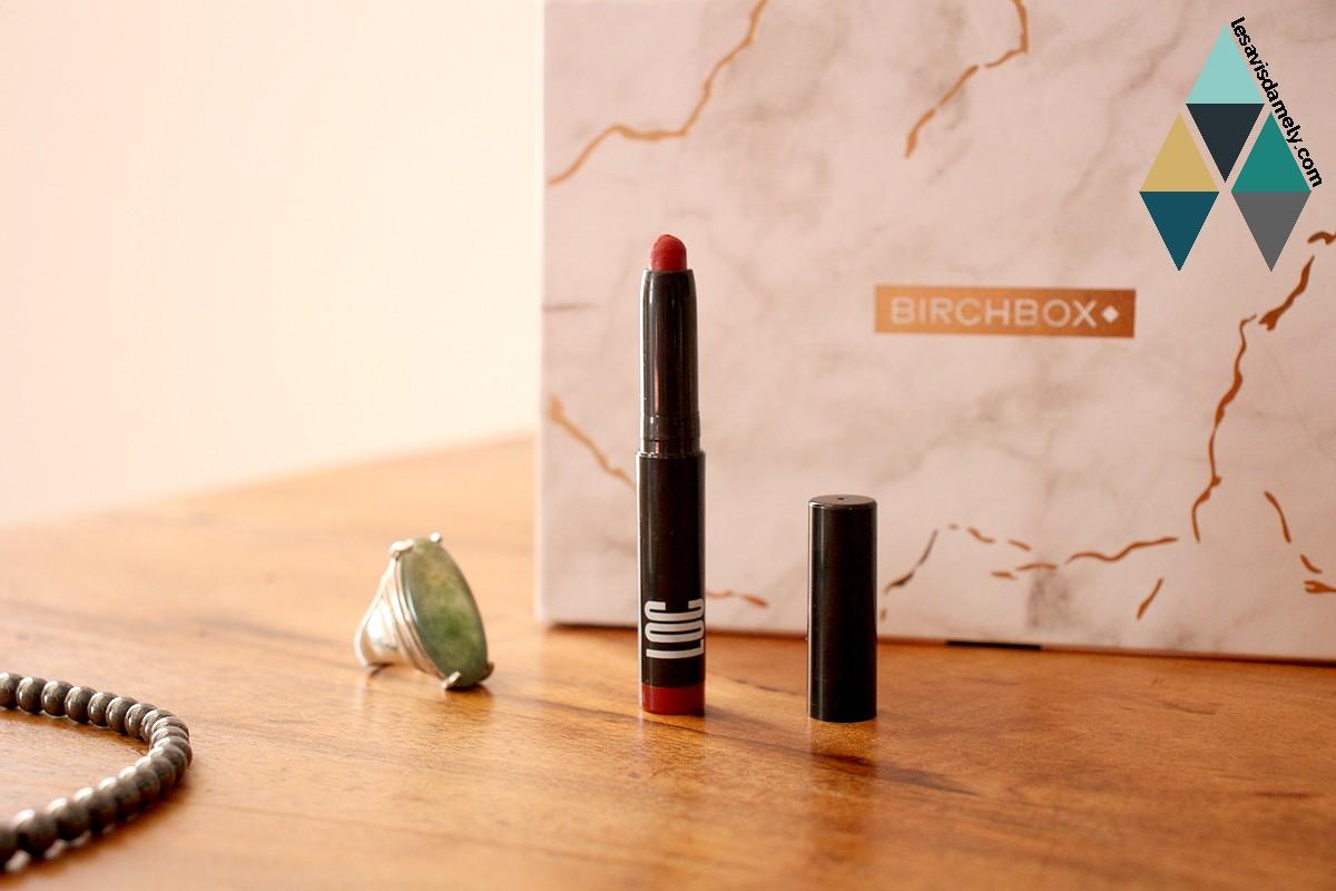 Rouge à lèvres Vibrant Matte Lipstick Love Of color