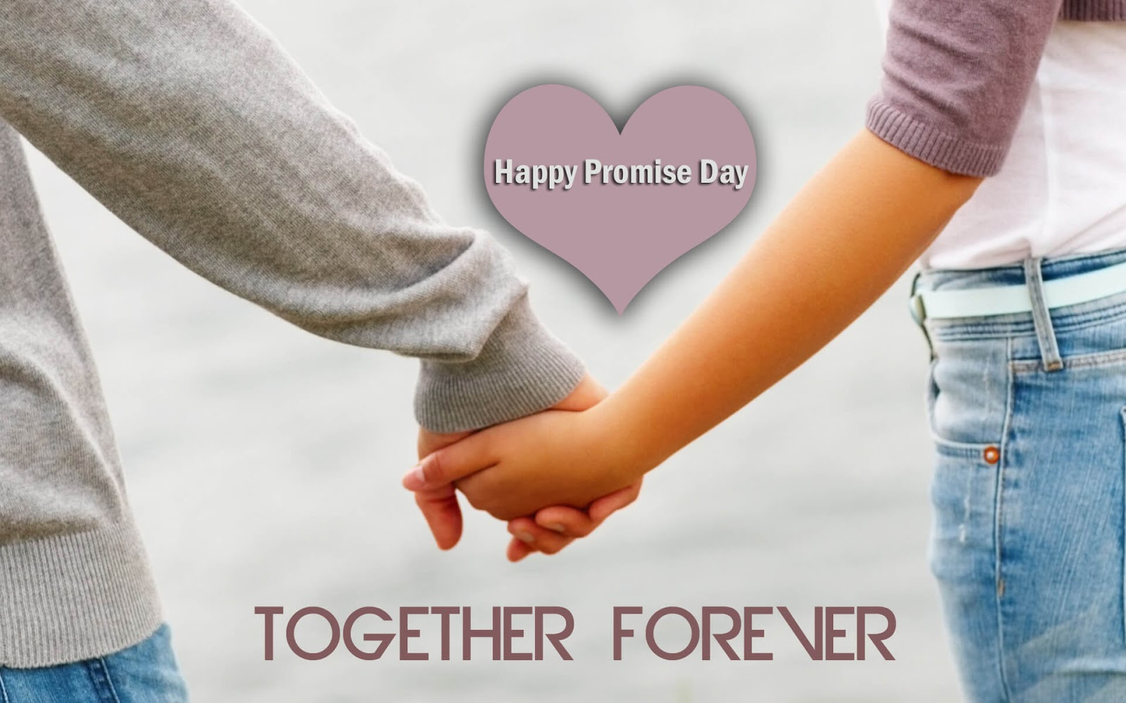 Happy Promise Day WhatsApp and Facebook Status