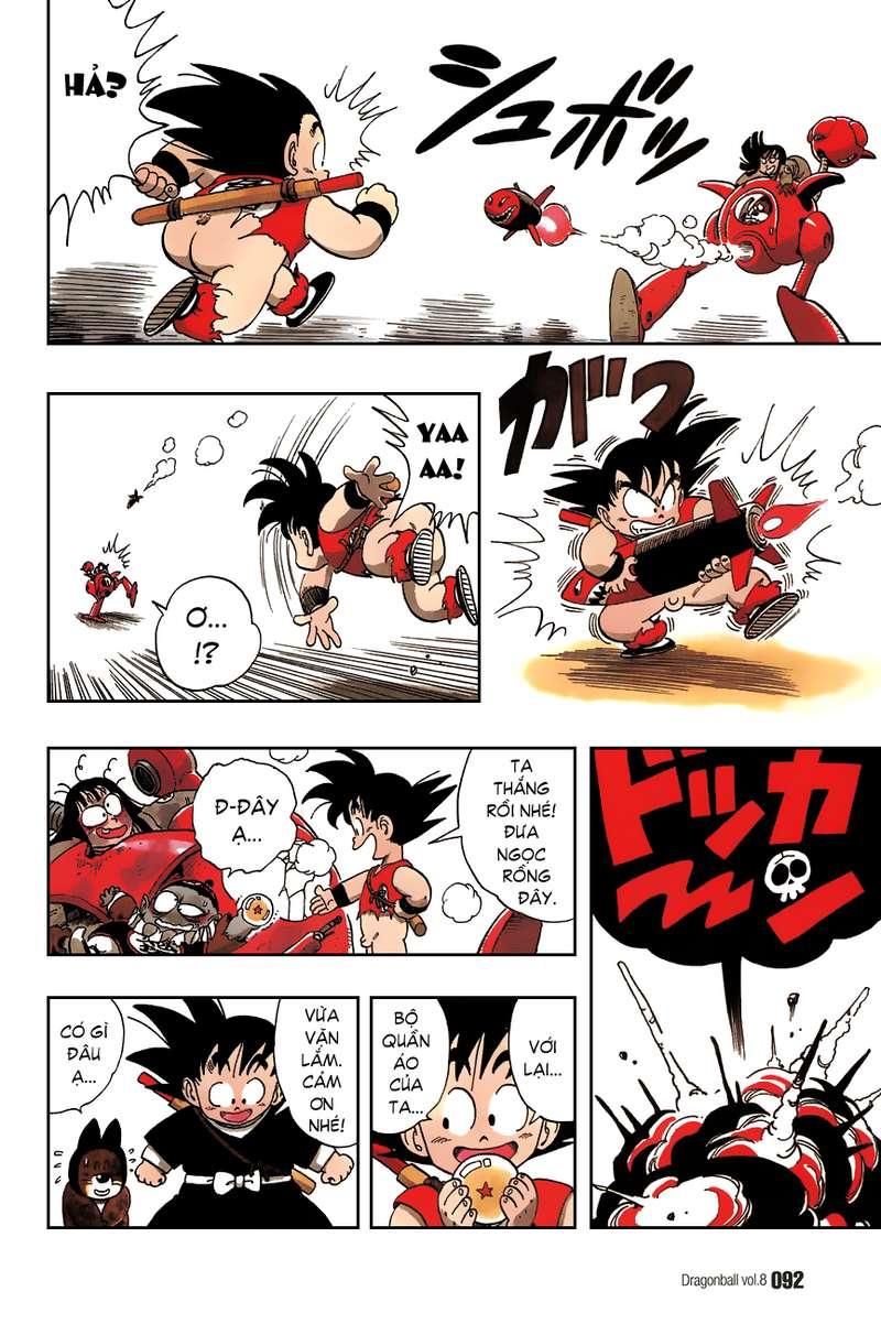 Dragon Ball chap 110 trang 15