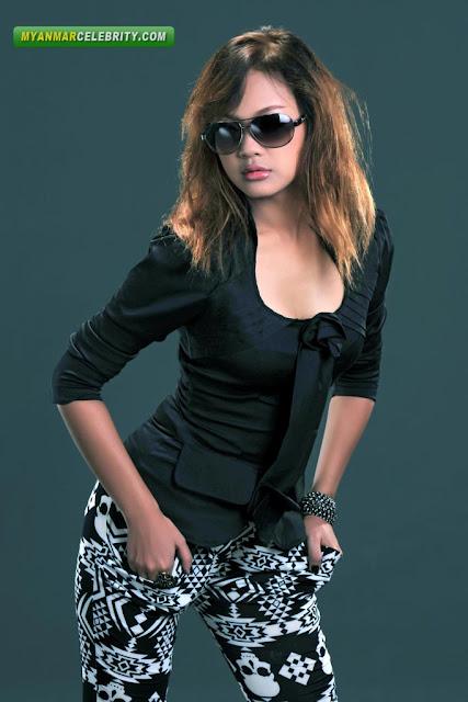 Miss Myanmar 2012 Winner: Nang Khin Zay Yar
