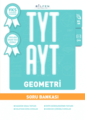 Bilfen TYT AYT Geometri Soru Bankası PDF