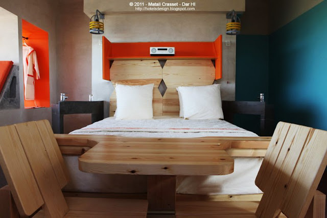 h tel dar hi by matali crasset nefta tunisie new house design. Black Bedroom Furniture Sets. Home Design Ideas