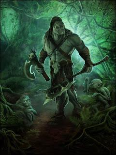 Resultado de imagen de la leyenda del hechicero