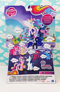 MLP Explore Equestria Crystal Mini Collection