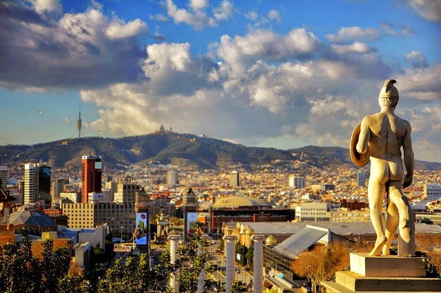 Barcelona, a city ideal for those on a budget