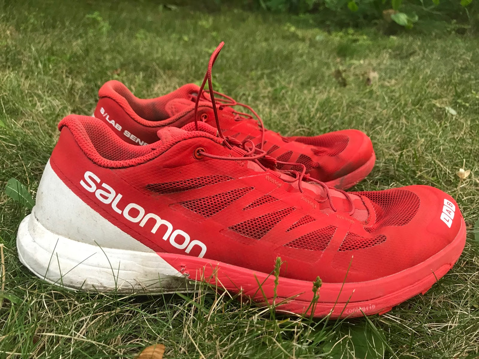 cheap for discount 2220e 11ec4 Road Trail Run: Salomon S/Lab Sense 6 and Sense 6 SG Review ...