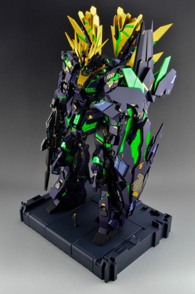 Painted Build: PG 1/60 Banshee Norn [Final Battle Colors]