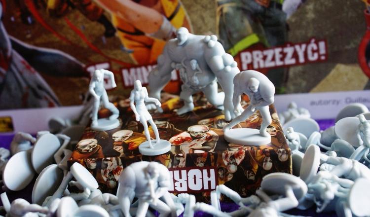 Figurki zombie