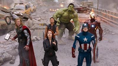 thor, avengers