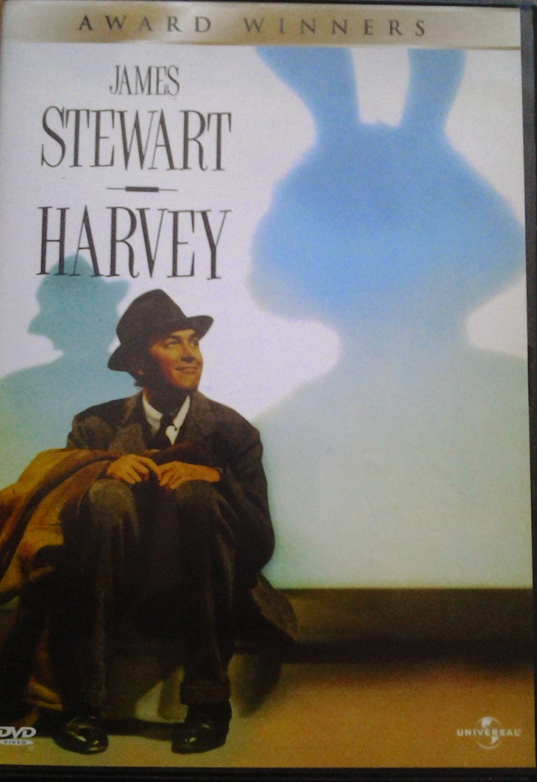 DVD Cover - Harvey