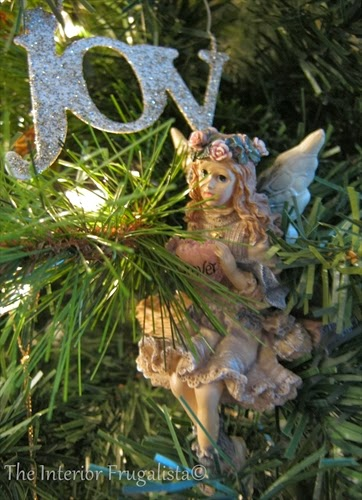 Boyd's Bears Wee Folkstone Fairy ornament