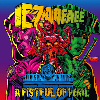 Czarface - A Fistful Of Peril (2016) - Album Download, Itunes Cover, Official Cover, Album CD Cover Art, Tracklist