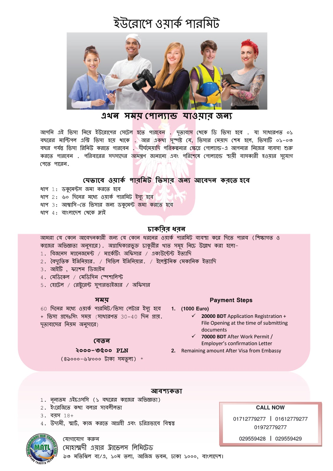 Poland visa information for india bangladesh nepal and pakistan poland work permit falaconquin