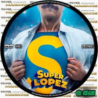 GALLETA SUPER LOPEZ - 2018 [COVER DVD]