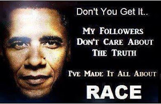 Obama and Black Lives Matter divide the country and fuel racism while ignoring facts.