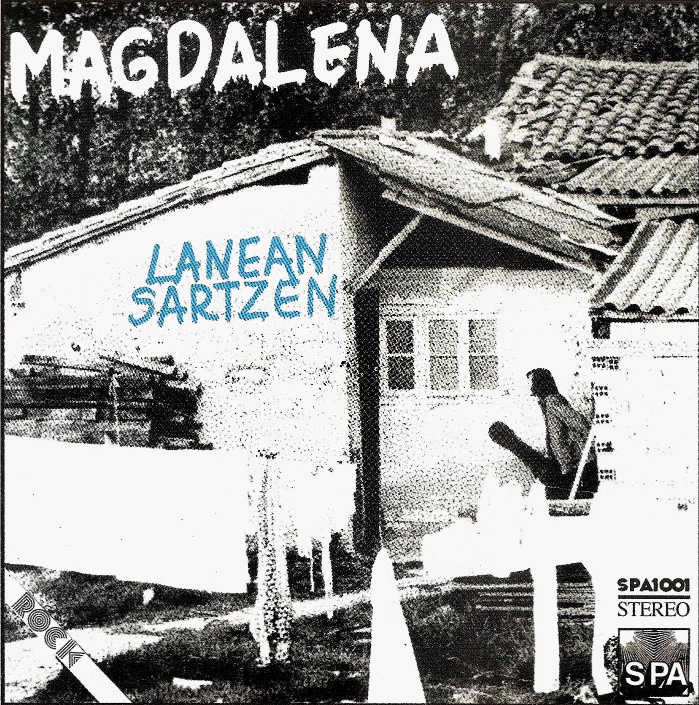 Magdalena Lanean Sartzen